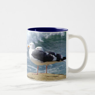 Seagull Beach Break Mug