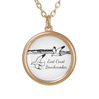 Seagull Beach East Coast Beachcomber necklace