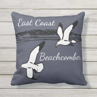 Seagull Beach East Coast Beachcomber outdoor Cushion