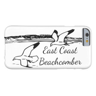 Seagull Beach East Coast Beachcomber phone case