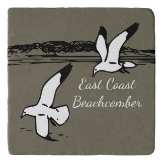 Seagull Beach East Coast Beachcomber trivet