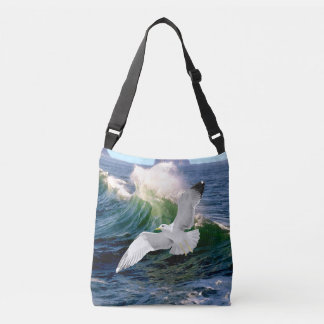 """""""Seagull"""" Cross Body Bag"""