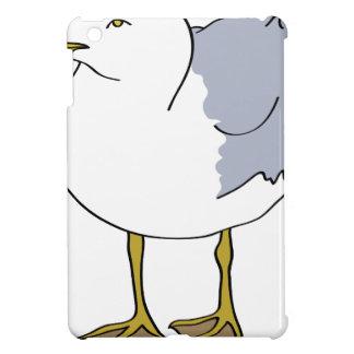 Seagull Illustration Case For The iPad Mini