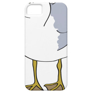 Seagull Illustration iPhone 5 Cover