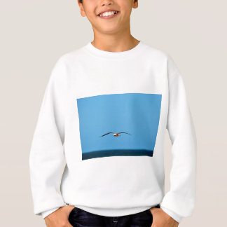 SEAGULL IN FLIGHT QUEENSLAND AUSTRALIA SWEATSHIRT