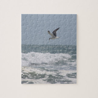 Seagull Jigsaw Puzzle