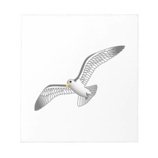 Seagull Notepad