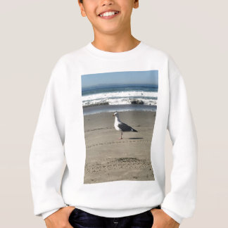 Seagull on the Beach Sweatshirt