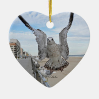 Seagull Ornament