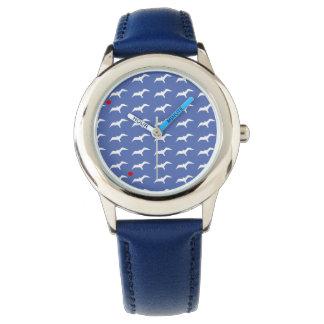 Seagull Pattern Watch