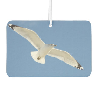Seagull photo car air freshener