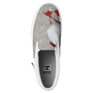 Seagull Printed Shoes