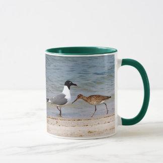Seagull & Sandpiper Mug