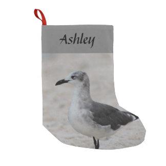 Seagull Small Christmas Stocking