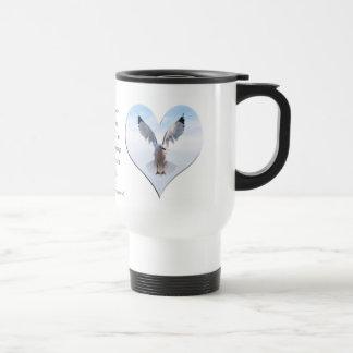 Seagull Travel Coffee Mug