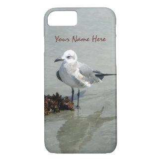 Seagull with Seaweed Custom iPhone 7 Case