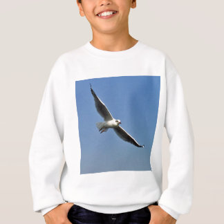 Seagulls are beautiful birds sweatshirt