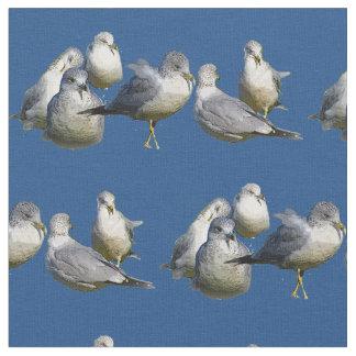 Seagulls Fabric