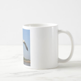 Seagulls in Flight Coffee Mug