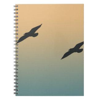 Seagulls Notebook
