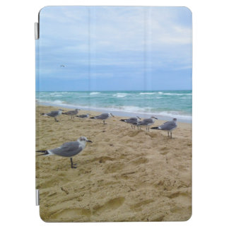 Seagulls on the Beach Cover iPad Air Cover