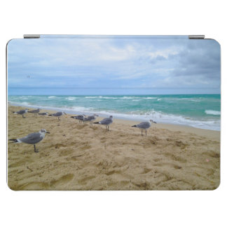 Seagulls on the Beach iPad Air Cover
