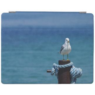 Seagulls Paradise At Mackinac iPad Cover