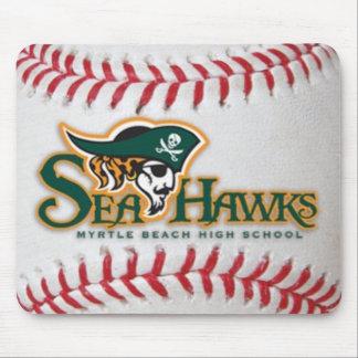 Seahawk Baseball Mousepad
