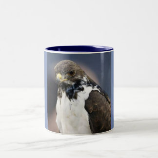 Seahawk Two-Tone Coffee Mug