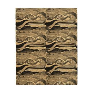 Seahawk's Wood Logo Art