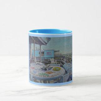 Seahoose- Sorting Seaglass Mug
