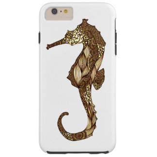 Seahorse 3 tough iPhone 6 plus case