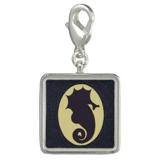 Seahorse Cameo Silhouette