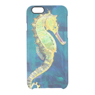 Seahorse Clear iPhone 6/6S Case