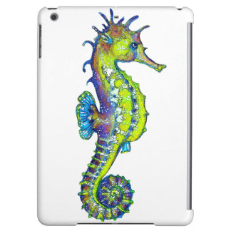 Seahorse Inky Lime