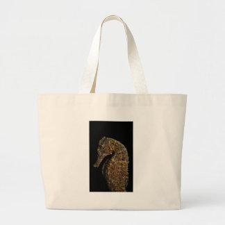 Seahorse Large Tote Bag