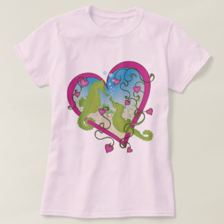 Seahorse Love T-Shirt