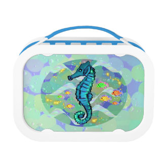 Seahorse Lunch Box