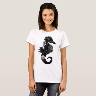 Seahorse Mandala T-Shirt
