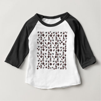 Seahorse pattern baby T-Shirt