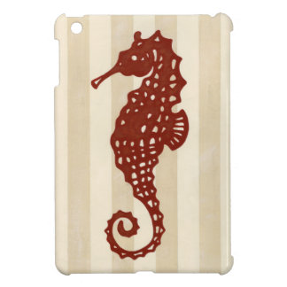 Seahorse Silhouette Cover For The iPad Mini
