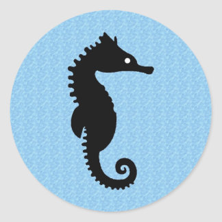 Seahorse stickers