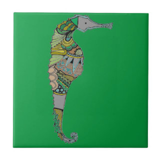 Seahorse Tile