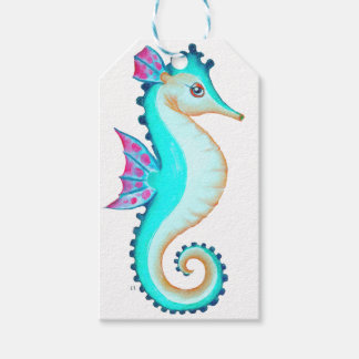 Seahorse Turquoise