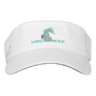 Seahorse visor