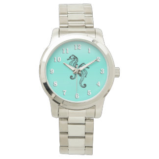Seahorses Aqua Watch