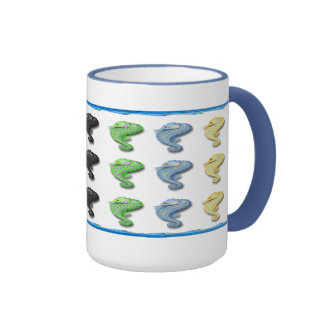Seahorses Coffee Mugs