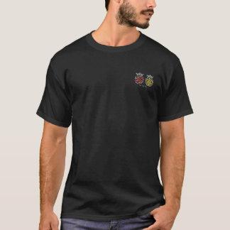 Seal by Johann Sebastian Bach with signature T-Shirt