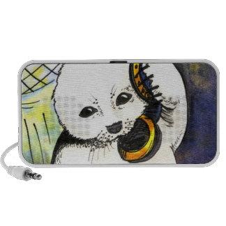 Seal Clubbing iPod Speaker