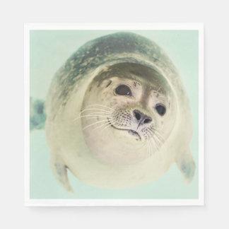 seal disposable napkins